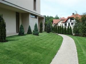 Ogrody i trawniki